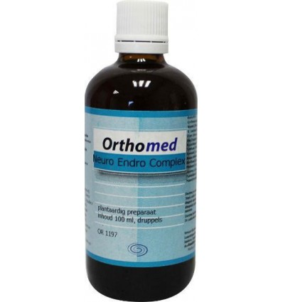 Orthomed Neuro endro complex 100 ml | € 15.04 | Superfoodstore.nl