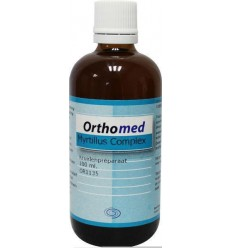 Orthomed Myrtillus complex 100 ml | Superfoodstore.nl