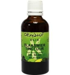 Elix Blaaswier tinctuur 50 ml | € 5.85 | Superfoodstore.nl