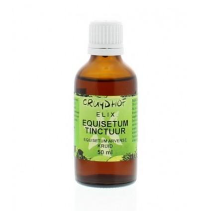 Elix Equisetum tinctuur 50 ml   Superfoodstore.nl
