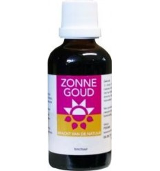 Zonnegoud Ashwagandha/withania simplex 50 ml | Superfoodstore.nl