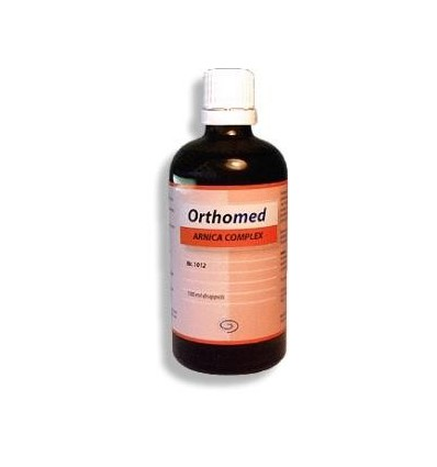 Orthomed Arnica complex 100 ml | Superfoodstore.nl
