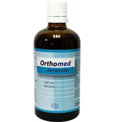 Orthomed Alchemilla complex 100 ml | € 15.04 | Superfoodstore.nl