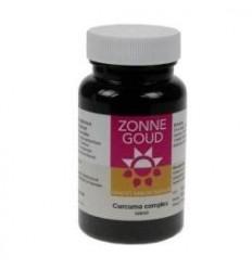 Curcuma Zonnegoud Curcuma complex 120 tabletten kopen