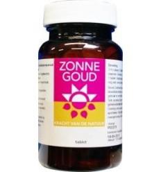 Zonnegoud Frangula complex 120 tabletten | Superfoodstore.nl