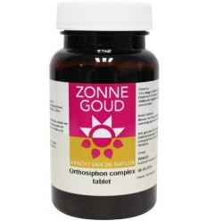 Zonnegoud Orthosiphon complex 120 tabletten | € 9.03 | Superfoodstore.nl