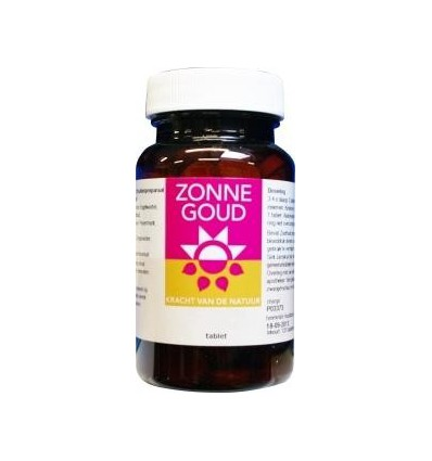 Fytotherapie Zonnegoud Salvia complex 120 tabletten kopen