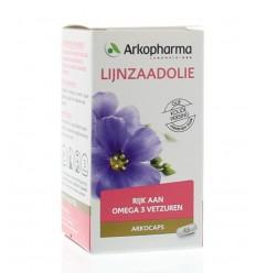 Arkocaps Lijnzaadolie 45 capsules | € 7.79 | Superfoodstore.nl