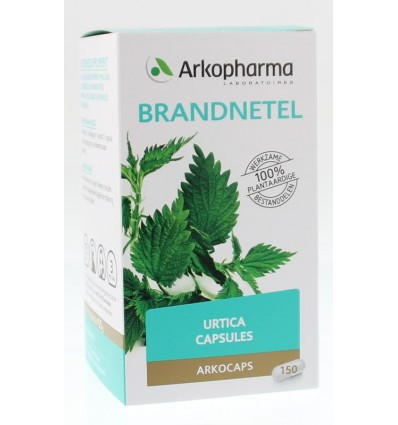 Fytotherapie Arkocaps Brandnetel 150 capsules kopen