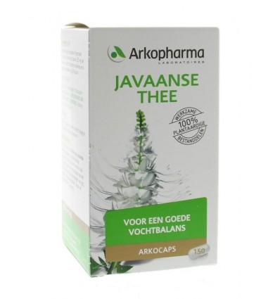 Fytotherapie Arkocaps Javaanse thee 150 capsules kopen