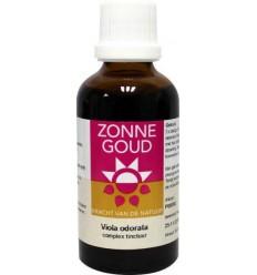 Fytotherapie Zonnegoud Viola odorata complex 50 ml kopen