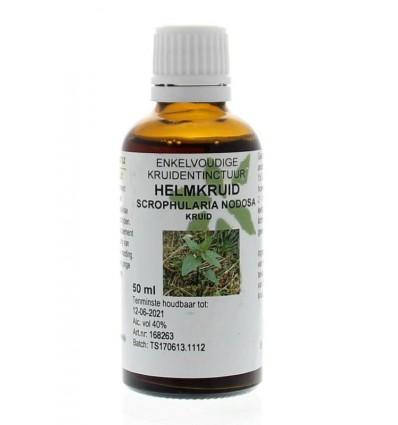 Natura Sanat Scrophularia nodosa / helmkruid tinctuur 50 ml | € 6.87 | Superfoodstore.nl