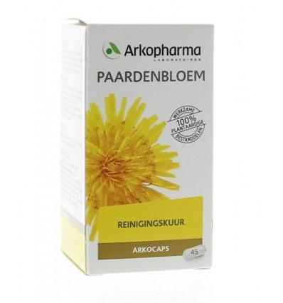 Arkocaps Paardebloem 45 capsules | Superfoodstore.nl