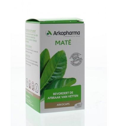 Arkocaps Mate 45 capsules   Superfoodstore.nl