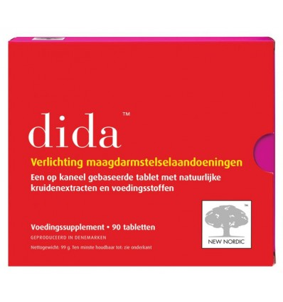 New Nordic Dida 90 tabletten | Superfoodstore.nl