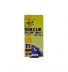 Bach Rescue remedy nacht spray 7 ml | Superfoodstore.nl