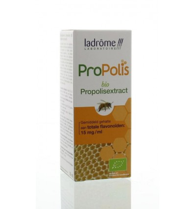 La Drome Propolis extract bio 50 ml   Superfoodstore.nl