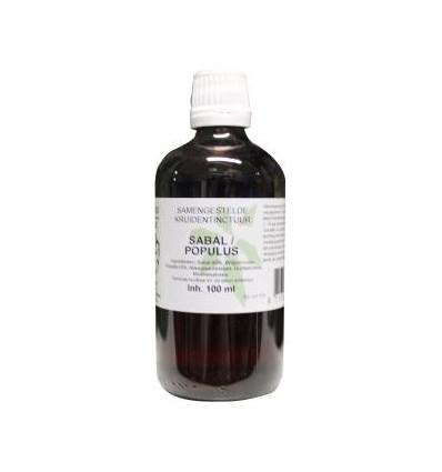Natura Sanat Sabal / populus compl tinctuur 100 ml | € 12.74 | Superfoodstore.nl