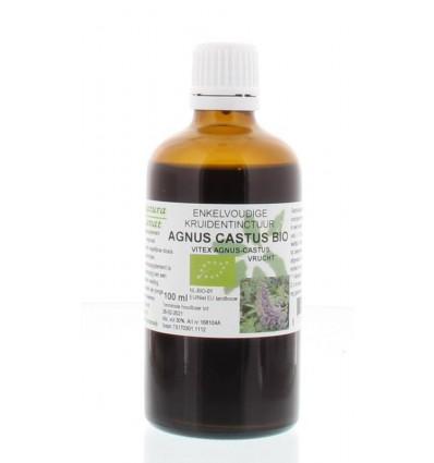 Natura Sanat Vitex agnus castus fruct tinctuur bio 100 ml |