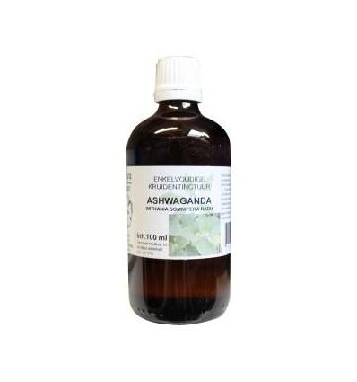 Natura Sanat Withania somnifera / ashwagandha tinctuur 100 ml |