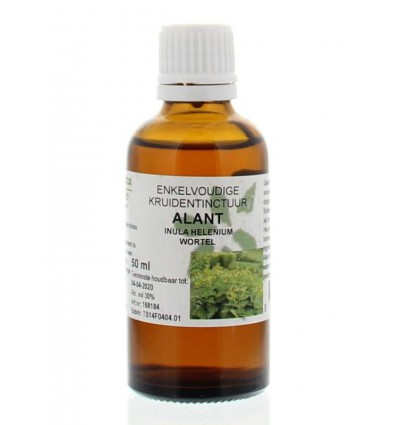 Fytotherapie Natura Sanat Inula helenium / alantwortel tinctuur 50 ml kopen