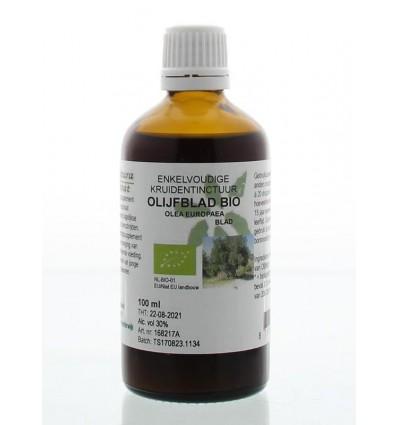 Natura Sanat Olea europaea folia / olijfblad tinctuur 100 ml |