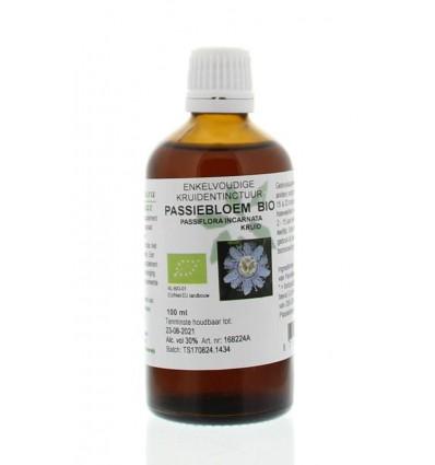 Natura Sanat Passiflora incarnata herb/passiebloem tinctuur bio