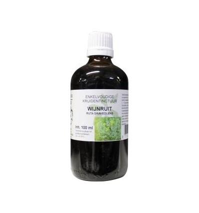 Natura Sanat Ruta graveolens herb / wijnruit tinctuur 100 ml |