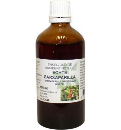 Natura Sanat Smilax off rad / sarsaparilla tinctuur 100 ml  