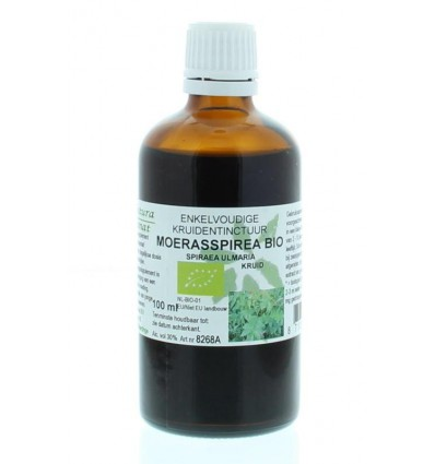 Natura Sanat Spiraea ulmaria herb / moerasspirea tinctuur bio