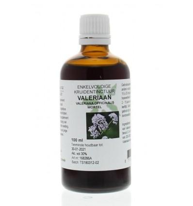 Fytotherapie Natura Sanat Valeriana off rad / valeriaan tinctuur 100 ml kopen