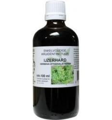 Natura Sanat Verbena officinalis herb / ijzerhard tinctuur bio 100 ml | € 11.17 | Superfoodstore.nl