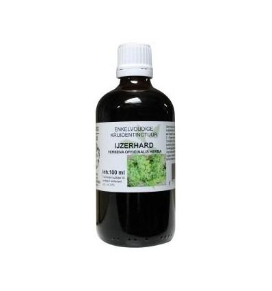 Bach Bloesem Natura Sanat Verbena officinalis herb / ijzerhard tinctuur 100 ml kopen