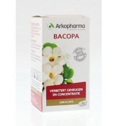 Arkocaps Bacopa 45 capsules | € 9.03 | Superfoodstore.nl