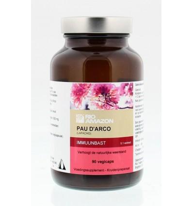 Rio Amazon Immunbast voordeelverpakking 90 vcaps | € 18.03 | Superfoodstore.nl