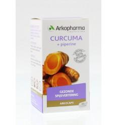 Arkocaps Curcuma 45 capsules | Superfoodstore.nl
