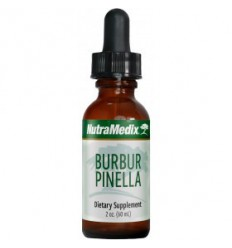 Nutramedix Burbur pinella 60 ml | € 33.78 | Superfoodstore.nl