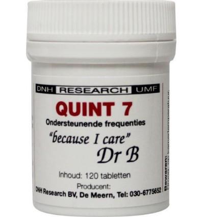 DNH Quint 7 120 tabletten kopen