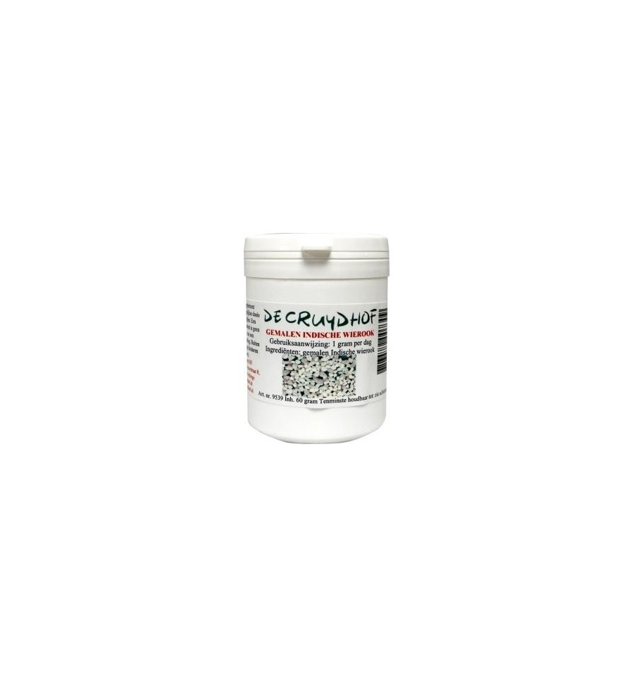 Cruydhof Indische wierook poeder 60 gram
