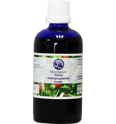 B. Nagel Ribes nigrum tinctuur 100 ml   Superfoodstore.nl