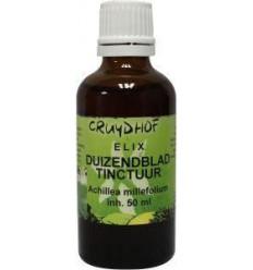 Elix Duizendblad tinctuur bio 50 ml | Superfoodstore.nl