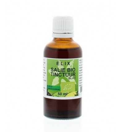 Elix Salie tinctuur bio 50 ml | € 6.87 | Superfoodstore.nl