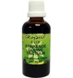 Elix Stinkende gouwe tinctuur bio 50 ml | Superfoodstore.nl