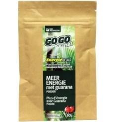 Rio Amazon Gogo guarana poeder zakje 50 gram | Superfoodstore.nl