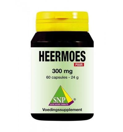 SNP Heermoes 300 mg puur 60 capsules | Superfoodstore.nl