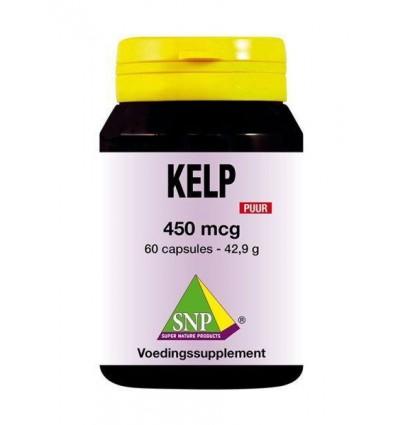 Fytotherapie SNP Kelp 450 mcg puur 60 capsules kopen