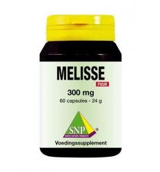 Fytotherapie SNP Melisse 300 mg puur 60 capsules kopen