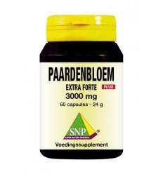 Fytotherapie SNP Paardenbloem extra forte 3000 mg puur 60