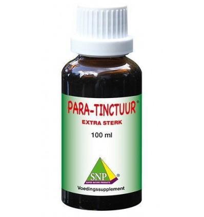 SNP Para-tinctuur 100 ml | € 136.80 | Superfoodstore.nl