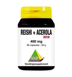 Fytotherapie SNP Reishi acerola 400 mg puur 60 capsules kopen